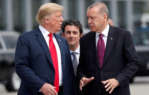 Αποκάλυψη Τραμπ: Είχαμε συμφωνήσει με τον Ερντογάν για τον Μπράνσον, αλλά…
