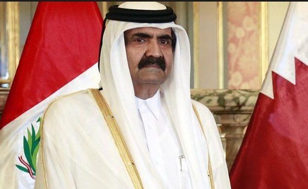 Στη Ζάκυνθο για διακοπές με πολυτελές γιοτ ο πρώην Εμίρης του Κατάρ (βίντεο)