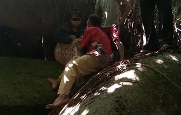 83χρονος σαμάνος απήγαγε ανήλικη και τη βίαζε επί 15 χρόνια (φωτο)