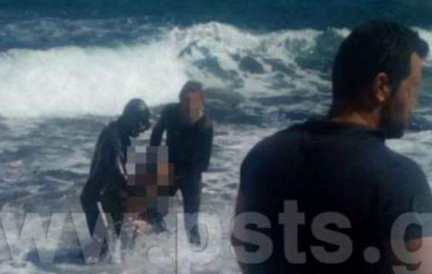 Νεκρός εντοπίστηκε ο 17χρονος Ιταλός που είχε χαθεί μετά από βουτιά στην Αντίπαρο (φωτο)