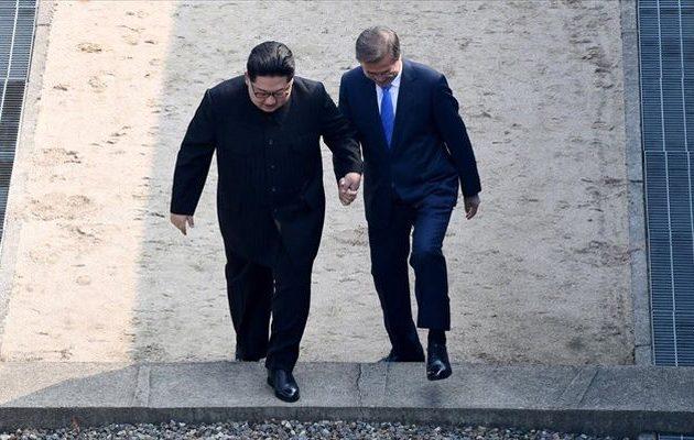 Ξεκίνησαν οι προετοιμασίες για το νέο ραντεβού του Κιμ Γιονγκ Ουν με τον νοτιοκορεάτη Πρόεδρο