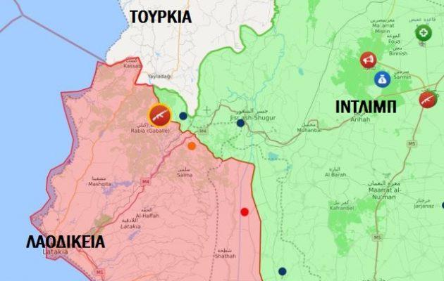 Ο συριακός στρατός απέκρουσε μεγάλη επίθεση της συριακής Αλ Κάιντα κοντά στα σύνορα με την Τουρκία