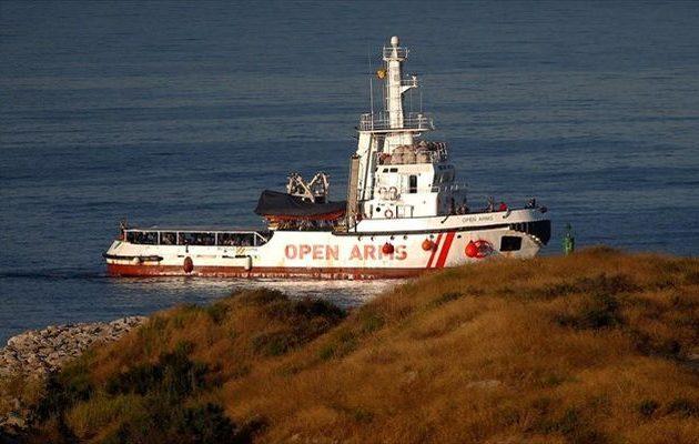 Μετά το Αquarius η Ισπανία δέχεται κι άλλο πλοίο με μετανάστες