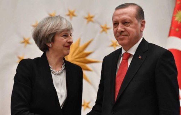 Τα «Εγγλεζάκια» στηρίζουν Ερντογάν στην εισβολή στην ΑΟΖ – Οι γνωστές «κουφάλες» της ιστορίας
