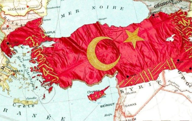 Ο Ερντογάν τηρεί τον «Όρκο του Έθνους» και διακήρυξε ότι θα καταλάβει τη βόρεια Συρία και το βόρειο Ιράκ
