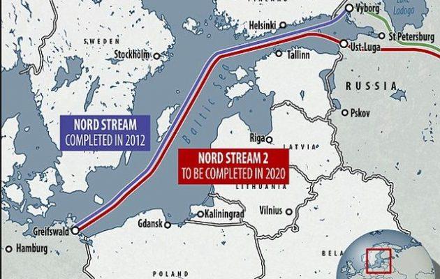 Ο Μάνφρεντ Βέμπερ θα κάνει ό,τι μπορεί για να εμποδίσει τον «Nord Stream 2»