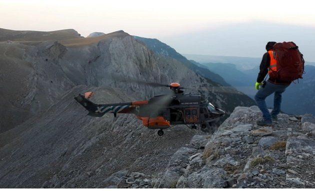 Τραγωδία στον Όλυμπο: Πέθανε ορειβάτης