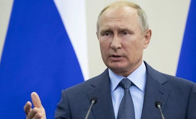 Πούτιν: Όσο είμαι πρόεδρος της Ρωσίας θα απαγορεύω γάμους ομοφύλων