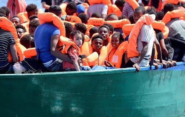 Η Τουρκία θέλει από τη Λιβύη να ελέγχει τις αφρικανικές μεταναστευτικές ροές
