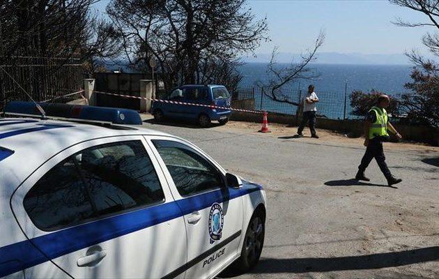 Έλληνες έκλεβαν τρόφιμα από τις αποθήκες για τους πυρόπληκτους