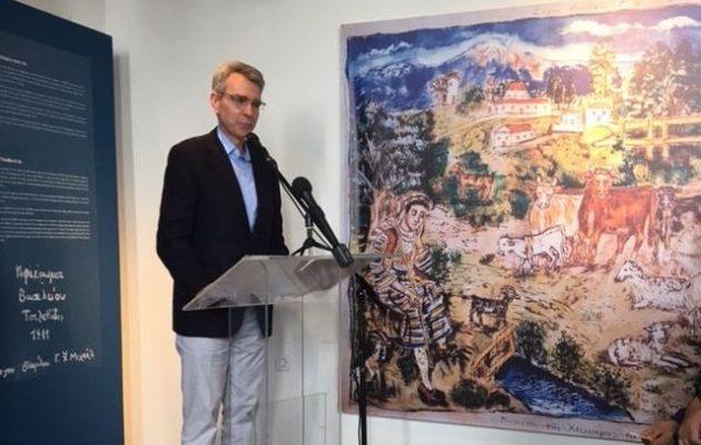 Σαφέστατος ο Τζέφρι Πάιατ: «Η Ελλάδα είναι πυλώνας σταθερότητας και σύμμαχος κλειδί»