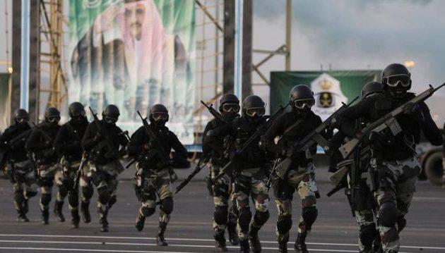 «Εξουδετέρωσαν» βομβιστή αυτοκτονίας ζωσμένο με εκρηκτικά στη Σαουδική Αραβία