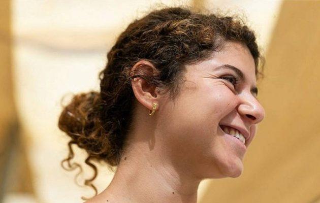 Ισραηλινοί αρχαιολόγοι ανακάλυψαν σε ανασκαφή σπάνιο χρυσό ελληνιστικό σκουλαρίκι