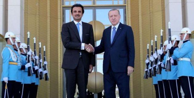 «Ένεση» από Κατάρ στην τουρκική λίρα – Τι ανακοινώθηκε