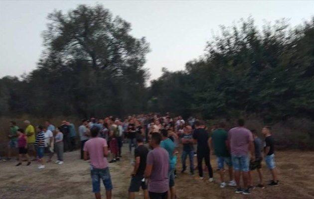 Επεισόδια στον ΧΥΤΑ Λευκίμμης στην Κέρκυρα – Ακρωτηριάστηκε 32χρονος