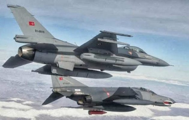 Προκαλούν οι Τούρκοι: 47 παραβιάσεις στο Αιγαίο – Δύο μαχητικά ήταν οπλισμένα