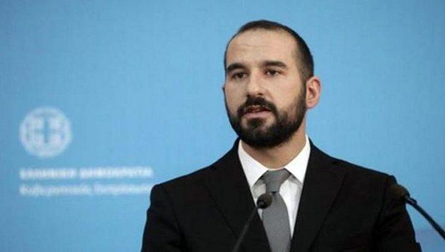 Τζανακόπουλος: Υπάρχουν πολιτικές προϋποθέσεις πλειοψηφίας όταν έρθει η Συμφωνία των Πρεσπών στη Βουλή