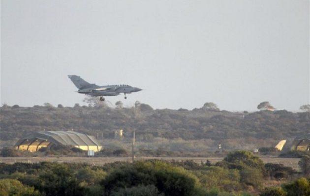 Times: Oι Βρετανοί σχεδιάζουν νέο λιμάνι στην βάση Ακρωτήρι στην Κύπρο