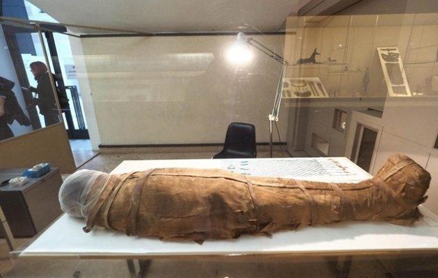 Πώς να ταριχεύσετε μια μούμια – Μια συνταγή  ηλικίας πάνω από 5.500 ετών