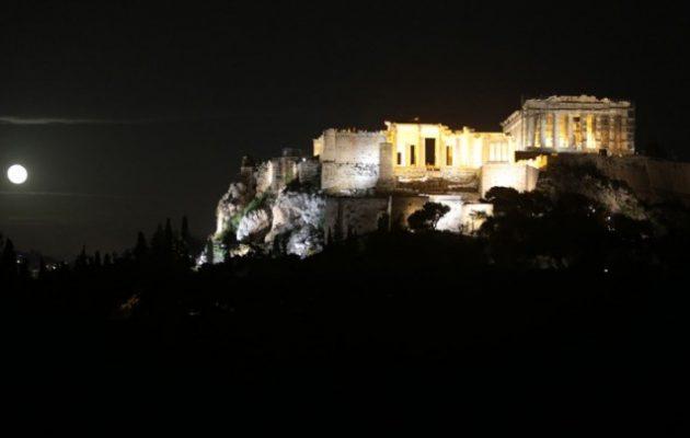 Εκδηλώσεις σε όλη την Ελλάδα για την αυγουστιάτικη πανσέληνο