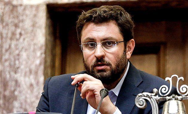 Κωστ. Ζαχαριάδης: «Ο ΣΥΡΙΖΑ οφείλει να εκφράσει την προοδευτική παράταξη στο σύνολό της»