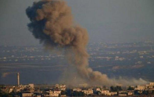 Ισραηλινός αξιωματικός: Πάνω από 200 πλήγματα στη Συρία με στόχο το Ιράν