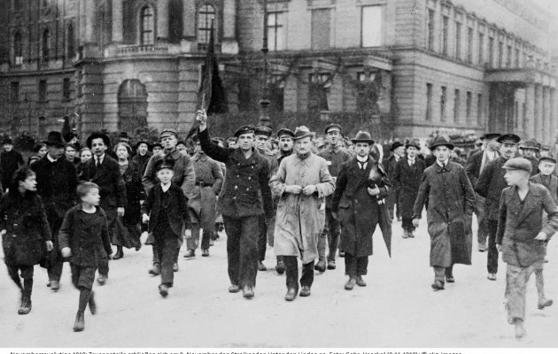Η επικινδυνότητα της γερμανικής σοσιαλδημοκρατίας