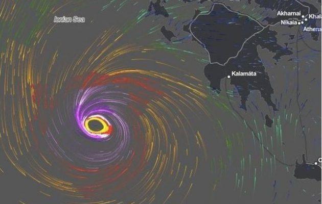 Νέα προειδοποίηση: Περιμένουν μεσογειακό κυκλώνα που θα μας «πλαγιοκοπήσει» από τα δυτικά
