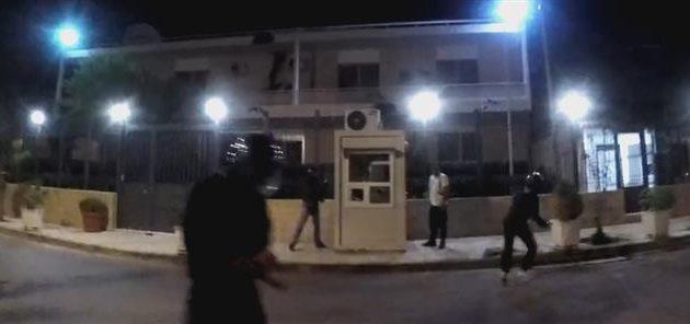 Γιατί «πάγωσε» η μετάθεση από την πρεσβεία του Ιράν του αστυνομικού που δέχτηκε επίθεση του Ρουβίκωνα