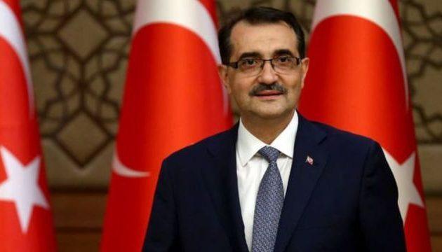 «Παραλήρημα» Τούρκου υπουργού Ενέργειας – Αν υπάρχει πετρέλαιο στη Μεσόγειο θα το βρούμε!