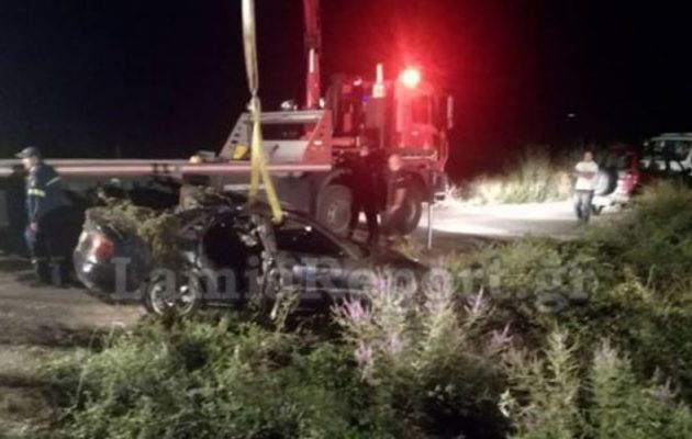 Βρέθηκε αυτοκίνητο στο βυθό της Κωπαΐδας – Αναζητούν τους επιβαίνοντες