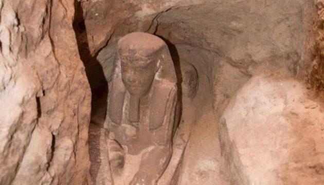 Σπουδαία ανακάλυψη στην Αίγυπτο: Βρήκαν Σφίγγα από την εποχή των Πτολεμαίων (βίντεο)