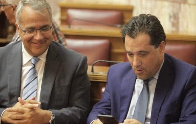 Χριστοφορίδης: Ο Βορίδης και ο… κουρέας των δανείων (βίντεο)