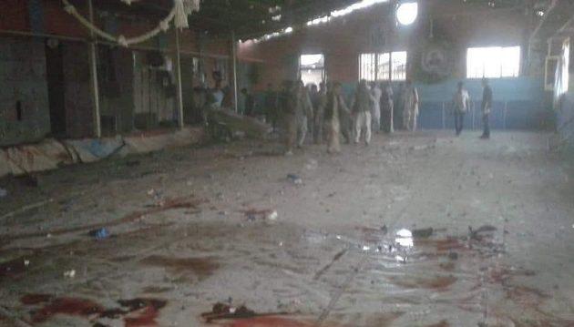 Καμπούλ: Μακελειό από βομβιστή αυτοκτονίας με 20 νεκρούς σε γυμναστήριο