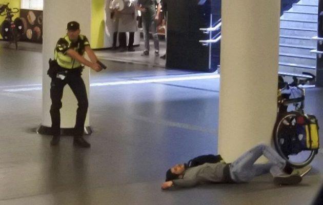 Δύο Αμερικανοί τουρίστες τα θύματα του Αφγανού μαχαιροβγάλτη τζιχαντιστή στο Άμστερνταμ
