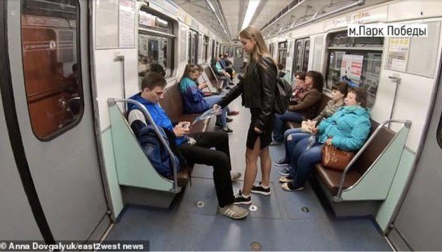 Αυτή είναι η Ρωσίδα φοιτήτρια που λούζει με… χλωρίνη τα παντελόνια των ανδρών (φωτο+βίντεο)