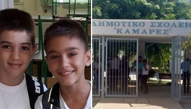Τι είπε ο 11χρονος μαθητής που απήχθη από το σχολείο του στη Λάρνακα