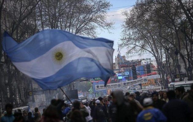 Βυθίζεται στην ύφεση η Αργεντινή – Το ΑΕΠ συρρικνώθηκε 4,2%