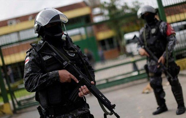 Αιματηρή εξέγερση σε φυλακή στη Βραζιλία – Επτά φυλακισμένοι νεκροί