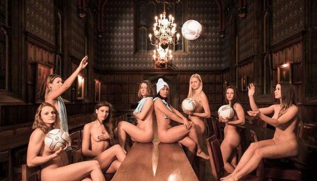 Αυτή είναι η φωτογράφιση των καλύτερων αθλητών του Κέμπριτζ για φιλανθρωπικό σκοπό (φωτο)