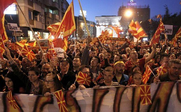 Πάνω από 12.000 παρατηρητές στο δημοψήφισμα της Κυριακής στα Σκόπια