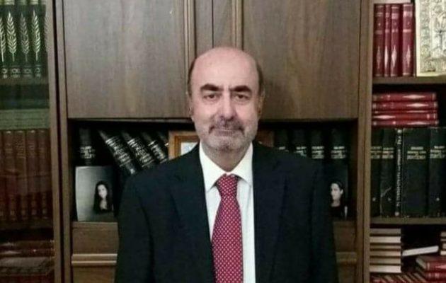 Παραιτήθηκε από γραμματέας των ΑΝΕΛ ο Θύμιος Δρόσος