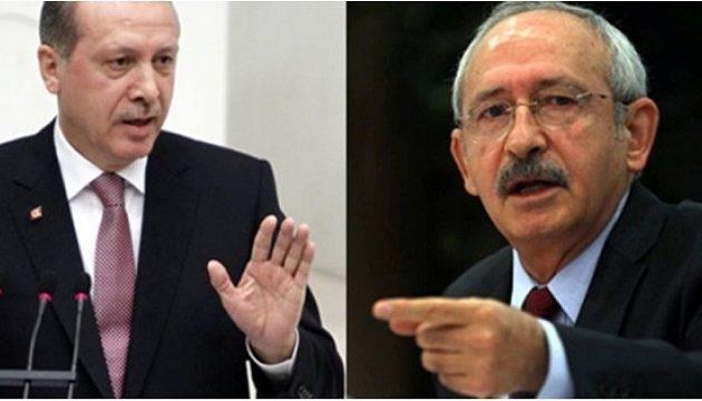 Κιλιτσντάρογλου σε Ερντογάν: Παραιτήσου αν είσαι ένας άντρας με τιμή – Κανείς δεν παίζει με την Τουρκία