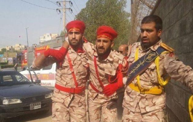 Συνελήφθησαν 22 ύποπτοι στο Ιράν για το μακελειό στην παρέλαση της Αχβάζ