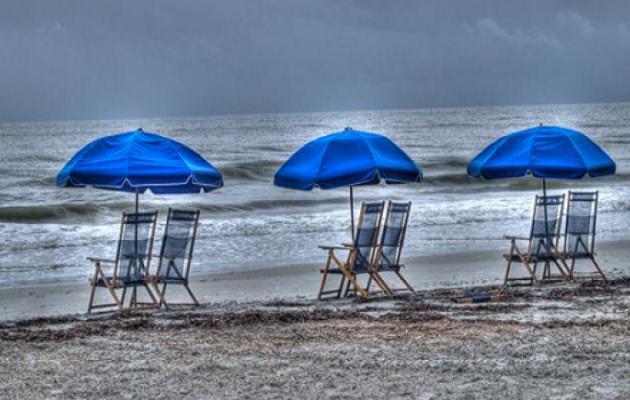 Καιρός: Βροχές και καταιγίδες την Πέμπτη – Μέχρι τους 34 βαθμούς το θερμόμετρο