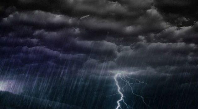 Σοβαρές ενδείξεις για επικίνδυνα καιρικά φαινόμενα – Μήνυμα του 112 στη Δυτ. Ελλάδα