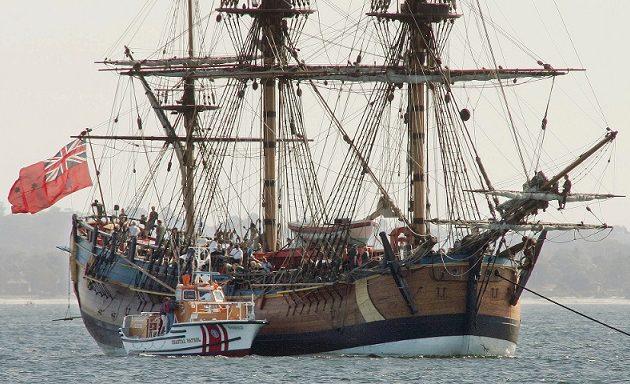 Φοβερή ανακάλυψη: Αρχαιολόγοι βρήκαν το πλοίο του Κάπτεν Κουκ μετά από 240 χρόνια μυστηρίου