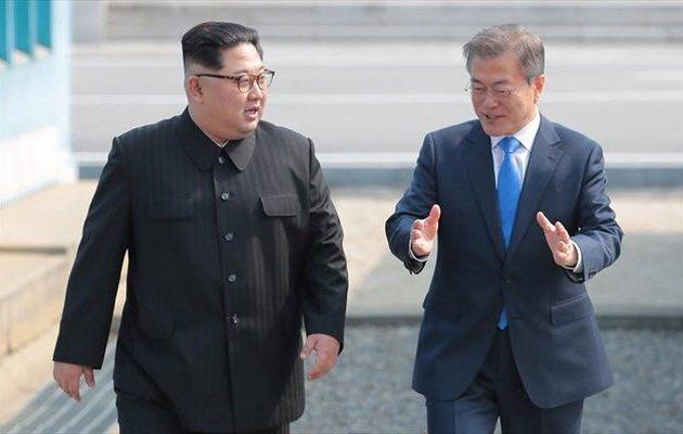 Βόρεια και Νότια Κορέα το αποφάσισαν και «κλείδωσαν» νέα συνάντηση μέσα στο Σεπτέμβριο