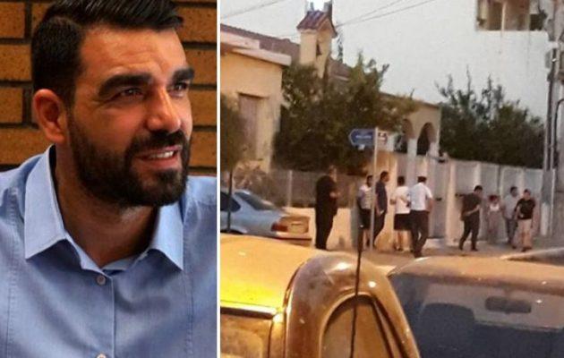 Επίθεση από 30 ακροδεξιούς δέχθηκε ο βουλευτής Πέτρος Κωνσταντινέας