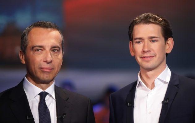 Κουρτς και Στράχε συγχωνεύουν σε πέντε τα ασφαλιστικά ταμεία στην Αυστρία